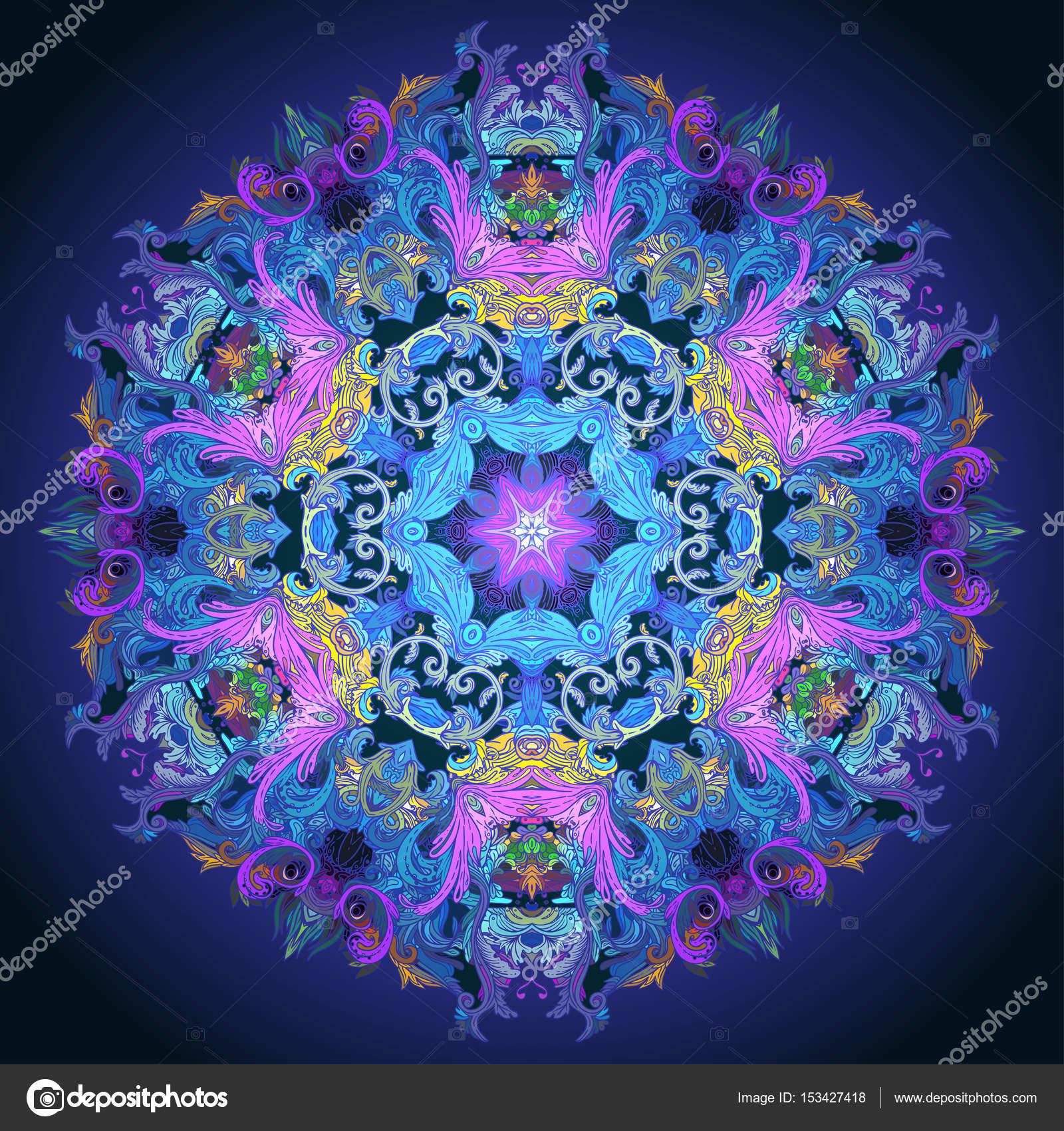 Imágenes Hermosas De Mandala época Barroca Mandala Hermoso