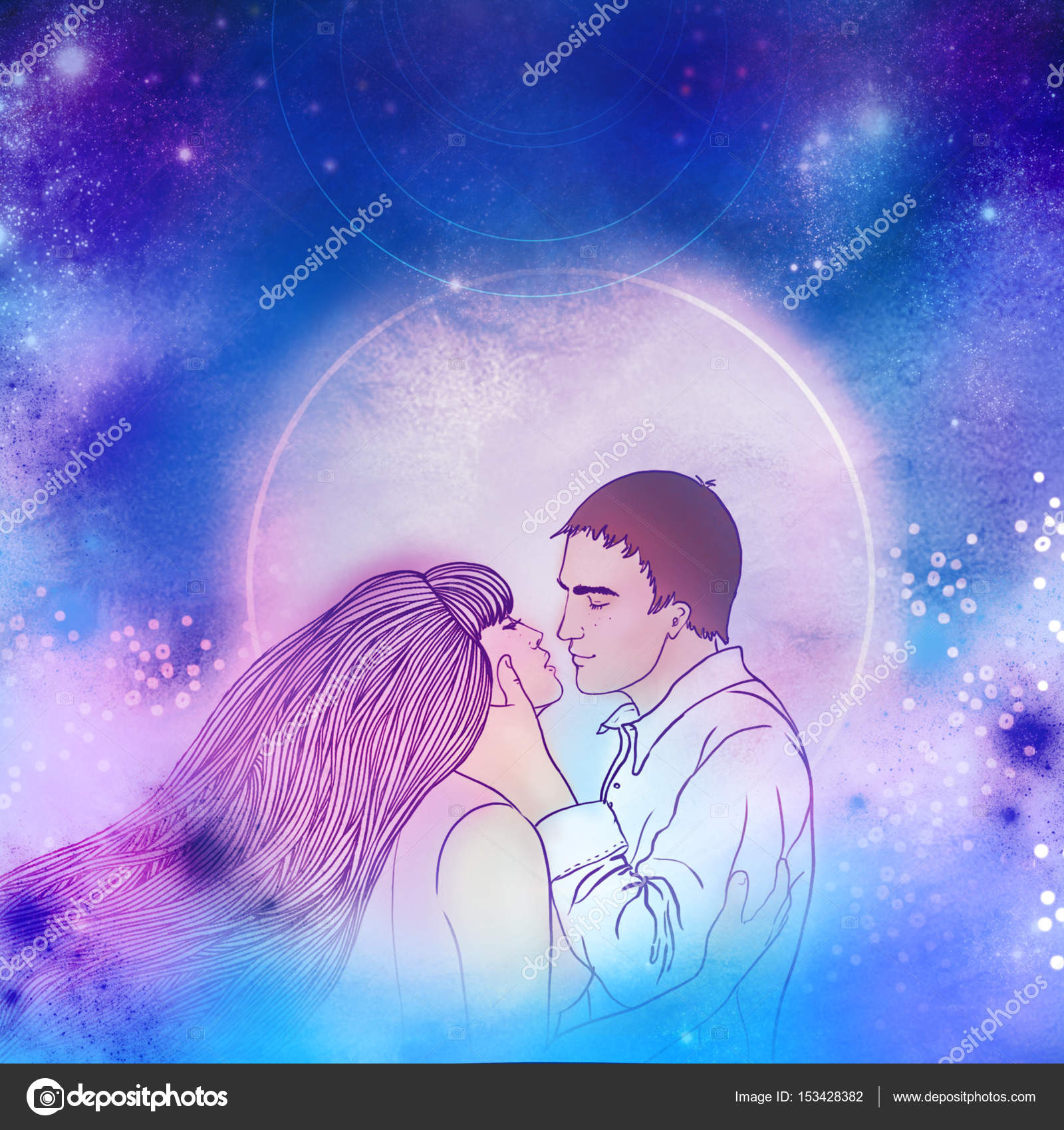 månsken dating