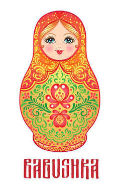 matryoshka traditional Russian doll