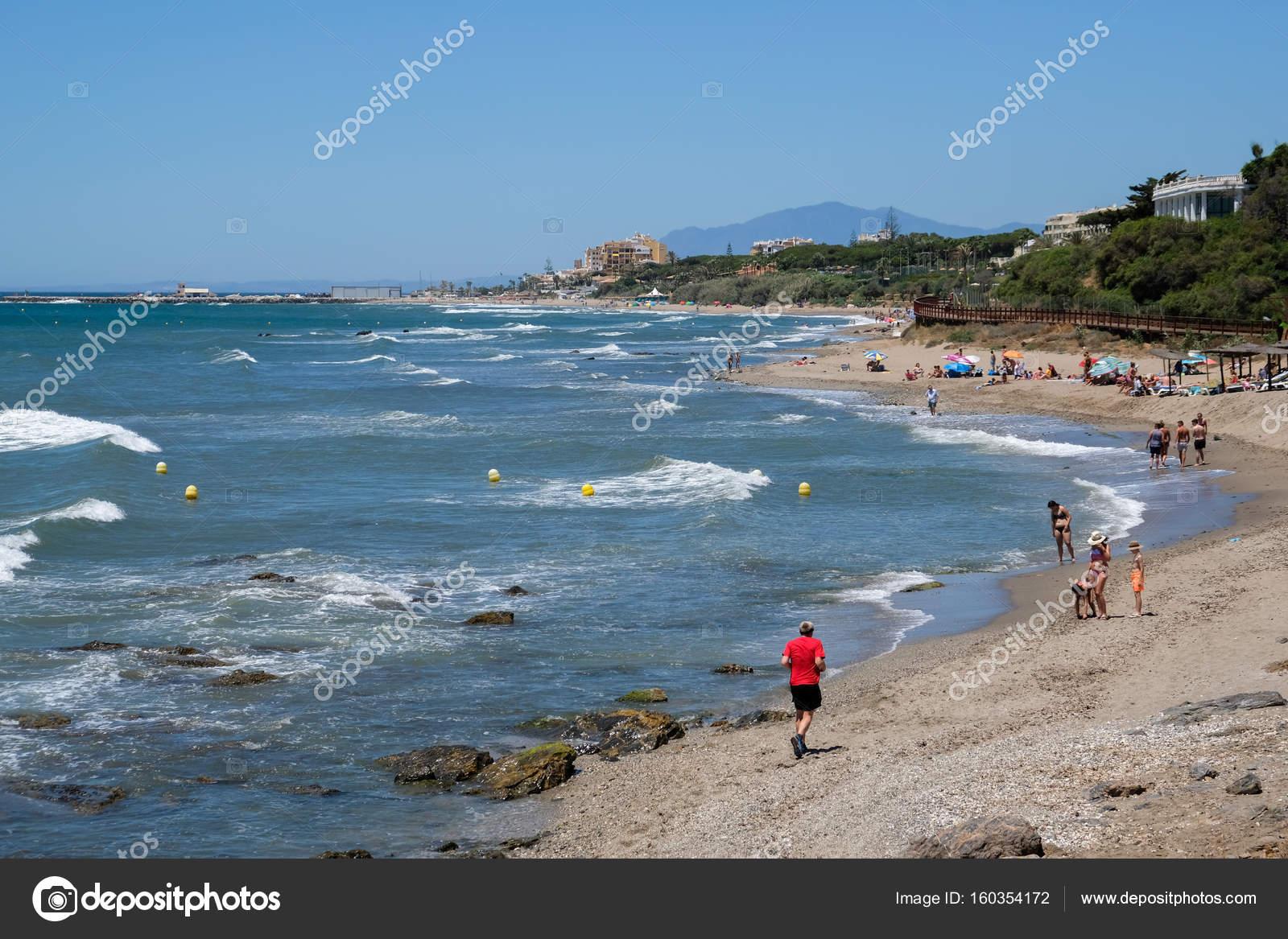 playas espana julio