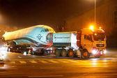 ransportation odmítnutým prezidenta letadlo Tupolev Tu - 154m