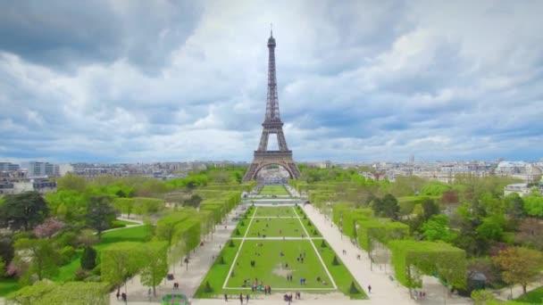 Paris Aerial View 1