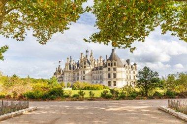 Castle de Chambord, Loire valley, France