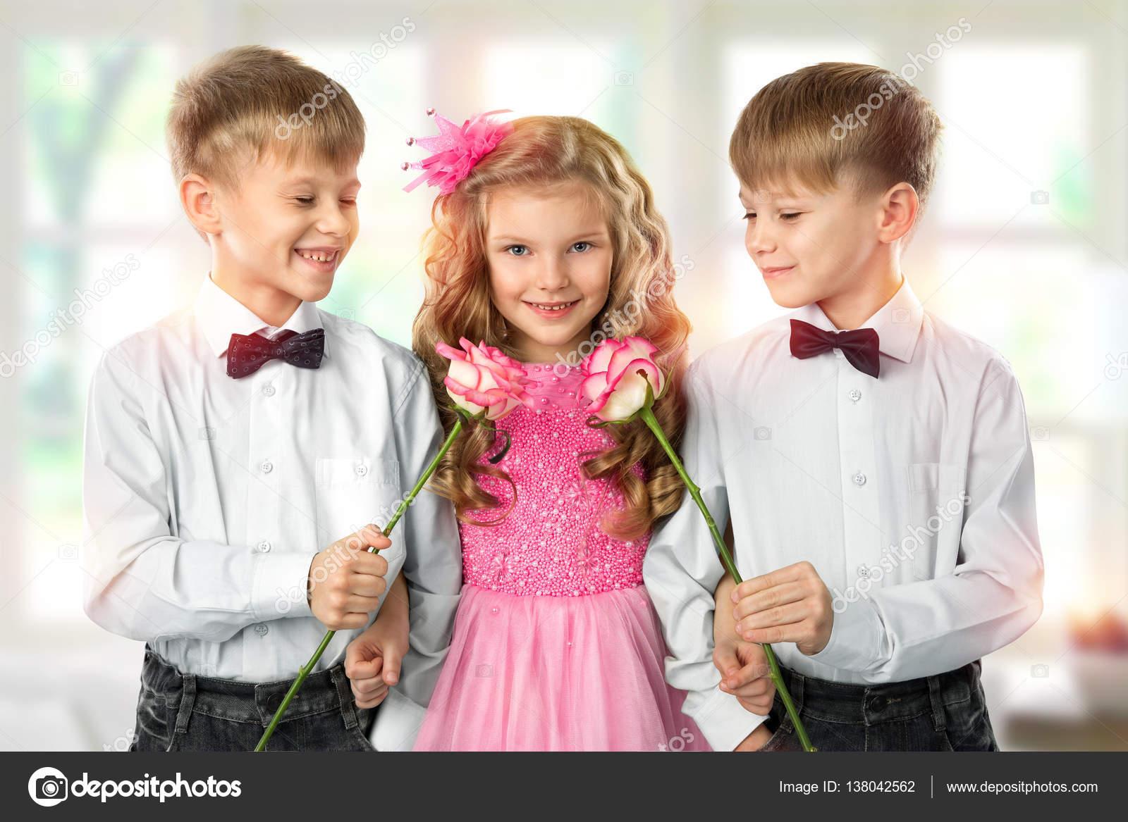 Супер красивое поздравление с 8 марта Все о детях, все