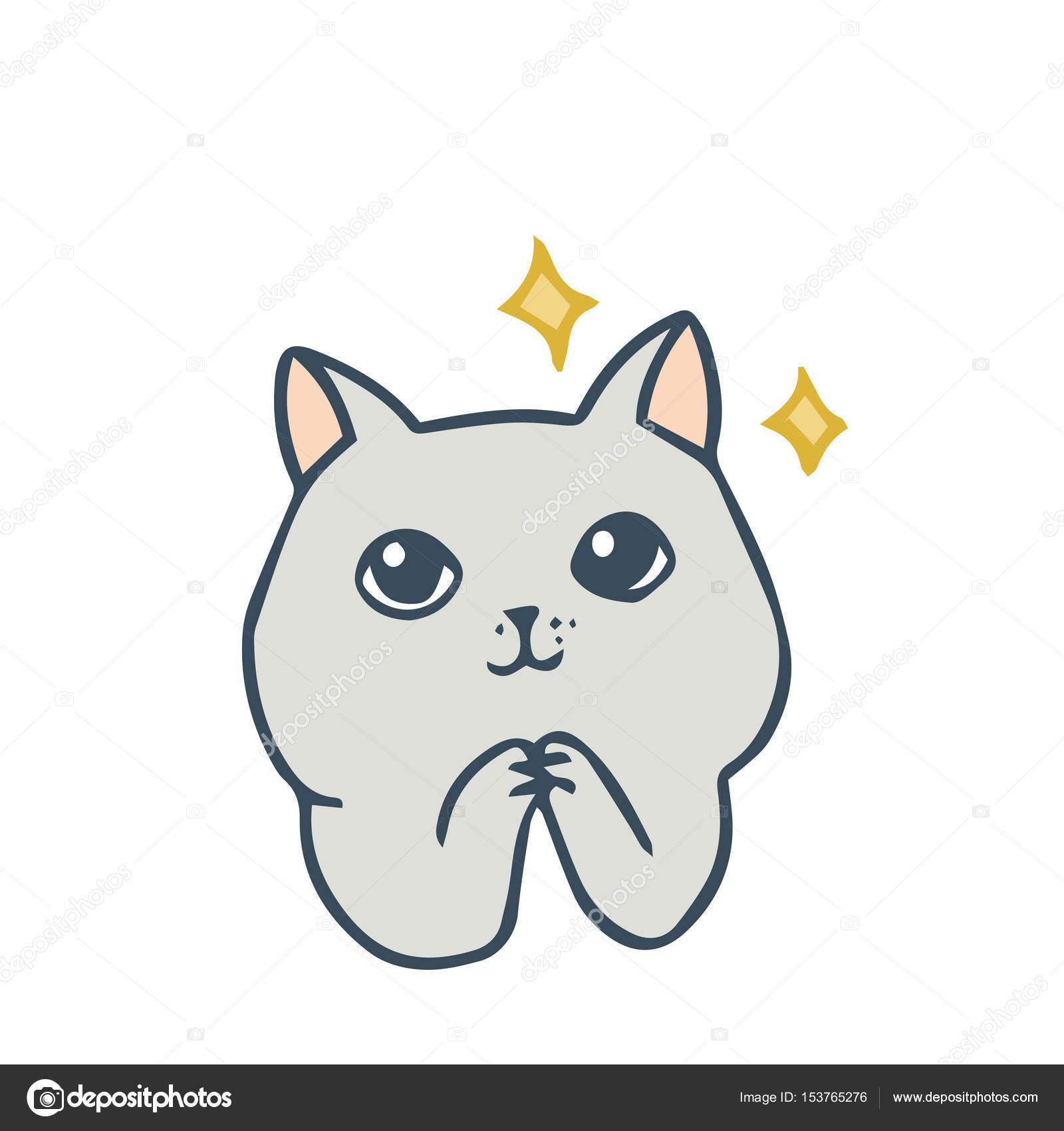 картинки мультяшные котята милые и смешные