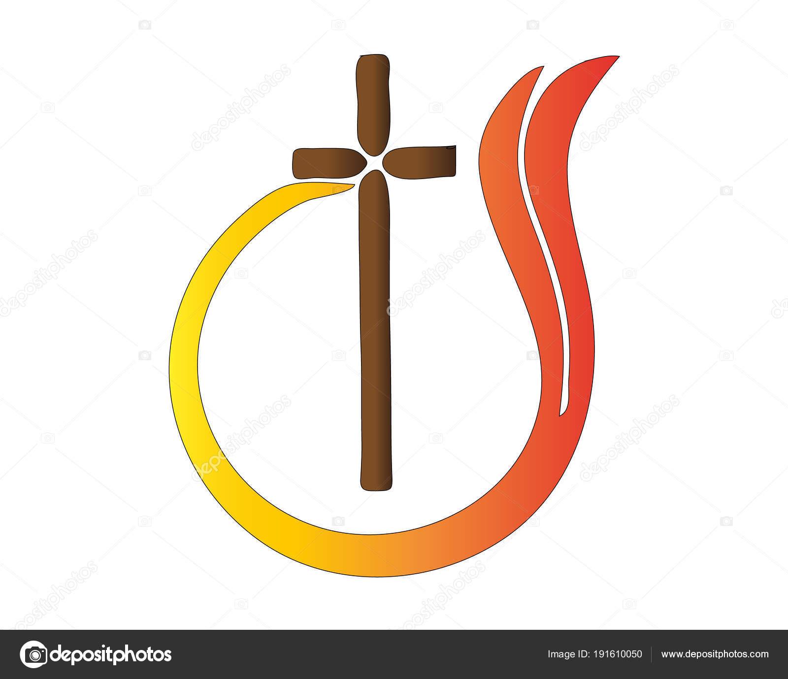 Religious Flame Clip Art 1 Clip Art Vector Site