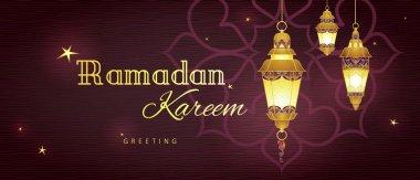 Banner for Ramadan Kareem