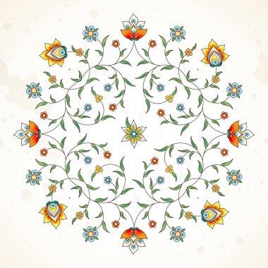 Luxury Eastern arabesque