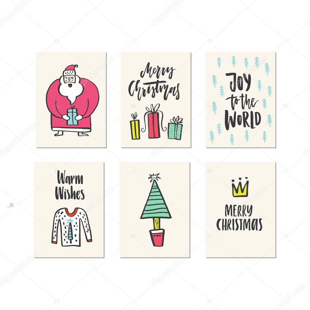 Christmas Card Templates Stock Vector Favetelinguis199 130537772