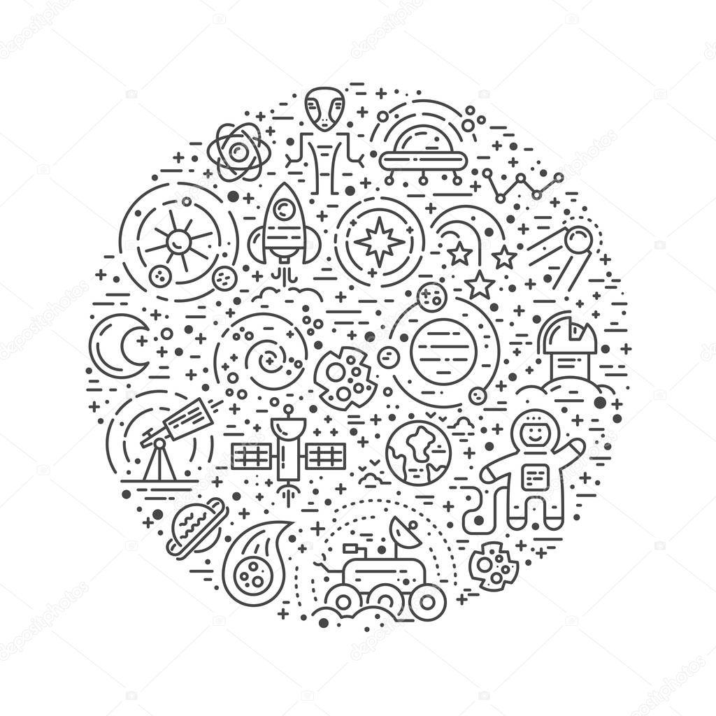 Cosmos Round Concept