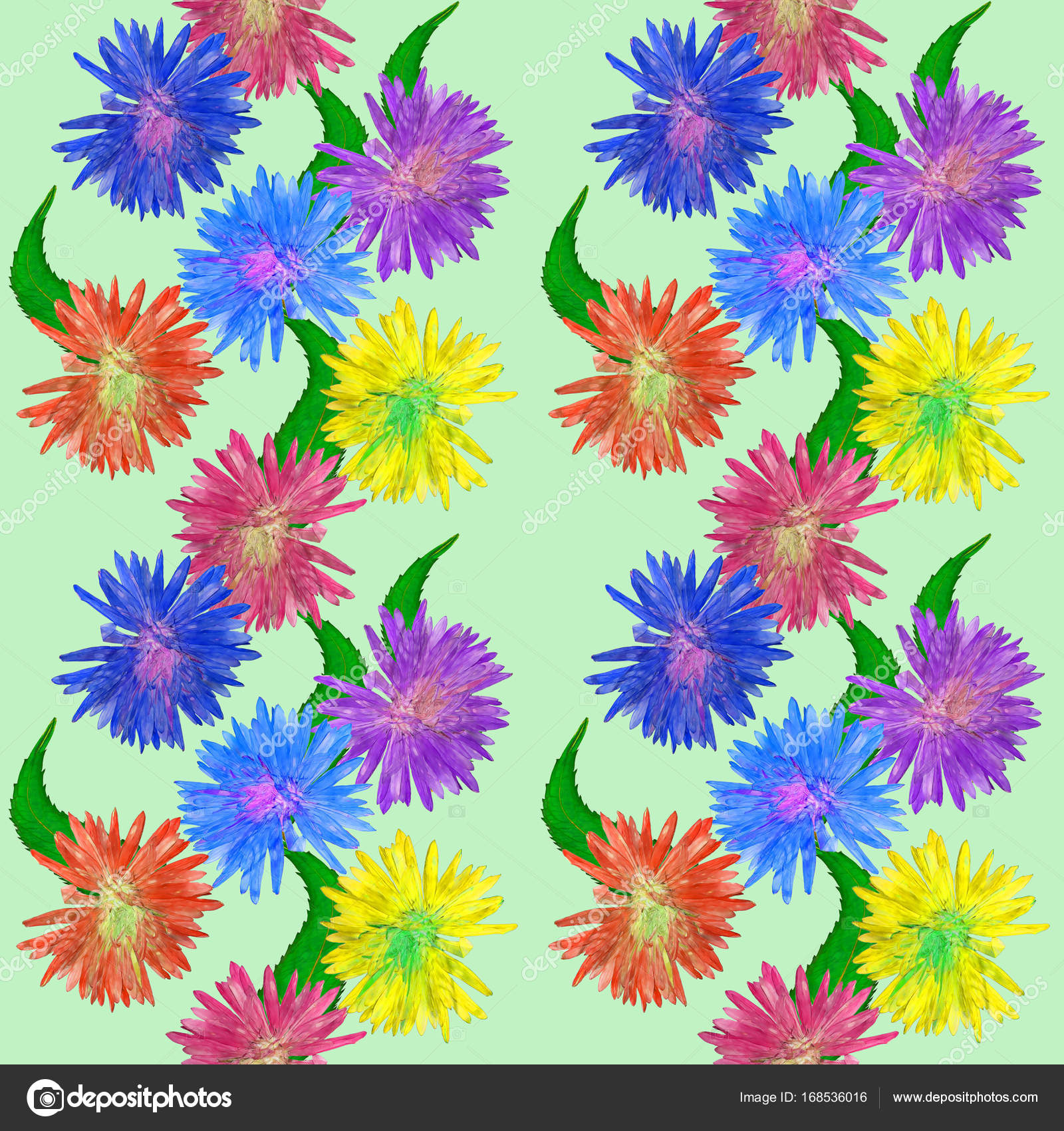 Aster michaelmas daisy seamless pattern texture of flowers fl aster michaelmas daisy texture of flowers seamless pattern for continuous replicate floral background photo collage for production of textile izmirmasajfo