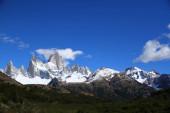 Mount Fitz Roy, Argentine Patagonia, Argentina.