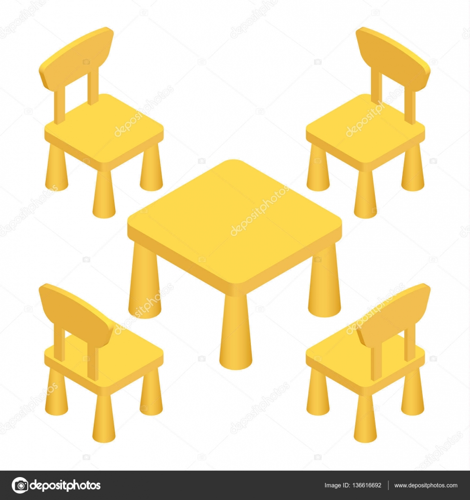 Isom Trica Sala De Juegos Ni Os Muebles De Interior Mesa Y  # Muebles Deinterior