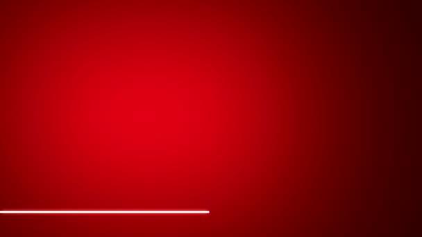 Video na pozadí nový rok 2018