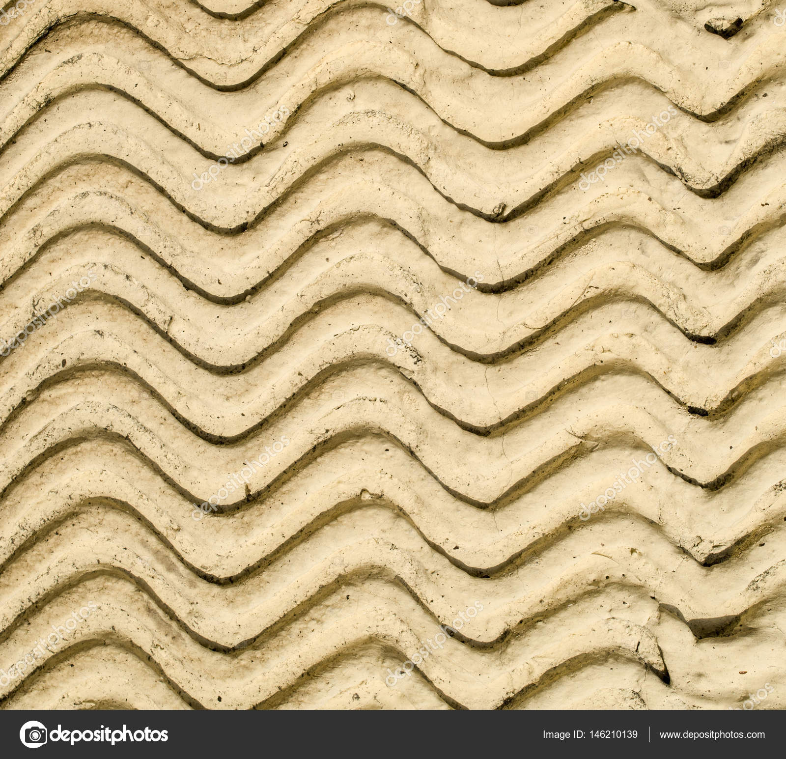 Yellow decorative relief plaster on wall — Stock Photo © isabela1966 ...