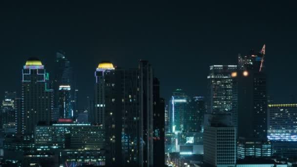 Éjszakai város