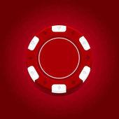 Casino čip ikona