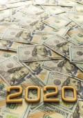 Új év 2020 számok