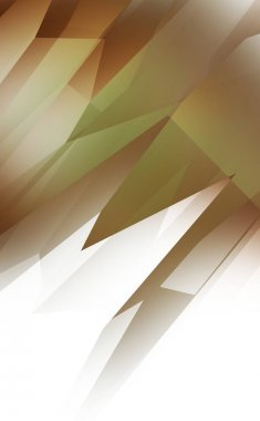 Abstract Background. Triangle 3d illustration polygonal art pattern style. Future graphic geometric design. Geometry texture futuristic decoration. Trendy and vibrant modern style template