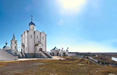 Church of the Blessed Xenia of Petersburg in the village of Arskoye Russia