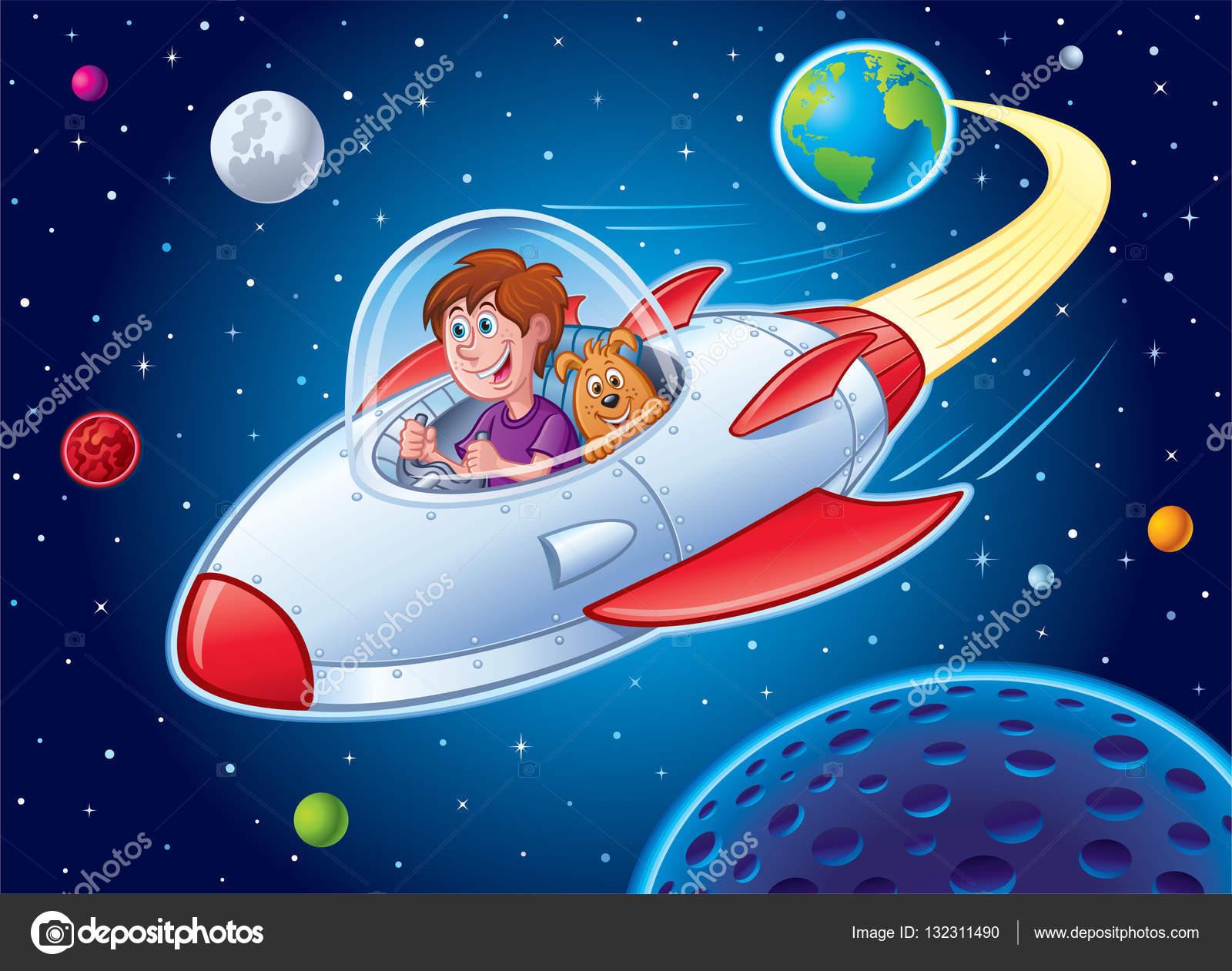 Fotos: Naves Espaciales En El Espacio