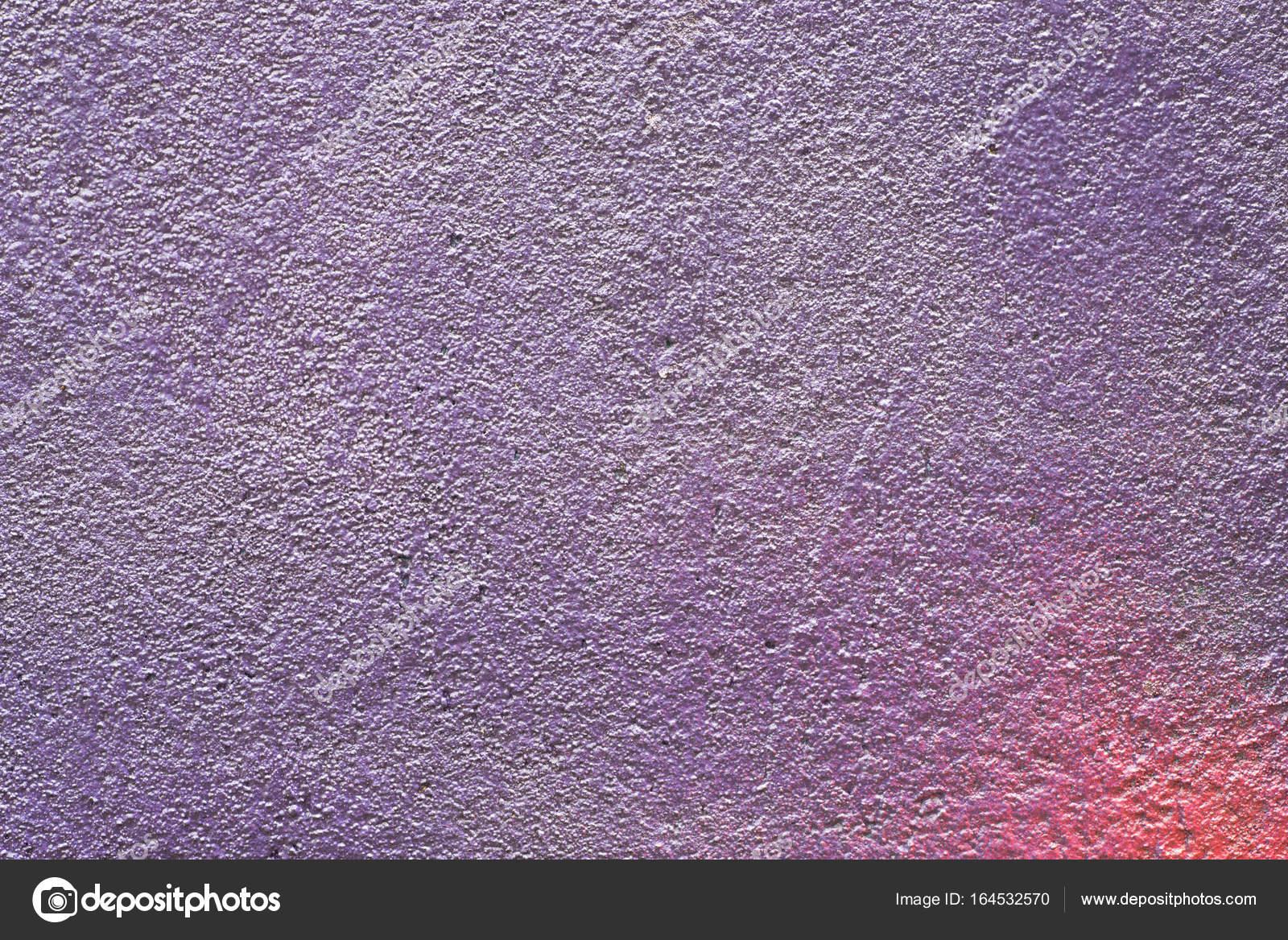 Pareti Glitterate Lilla : Priorità bassa di struttura di parete verniciata lilla dettaglio