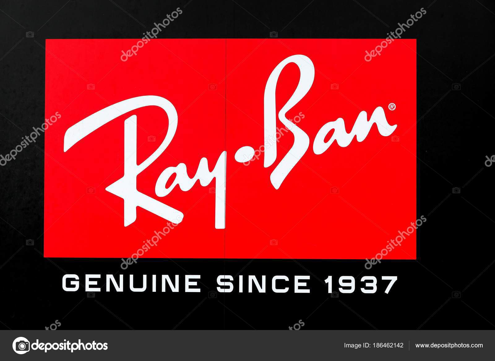 e4297ba971 Ray-Ban is a brand of sunglasses and eyeglasses founded in 1937 by the  American company Bausch   Lomb — Photo by ...