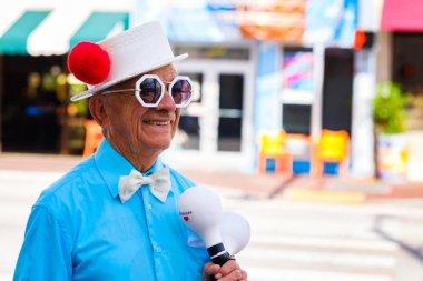 Little Havana Street Performer
