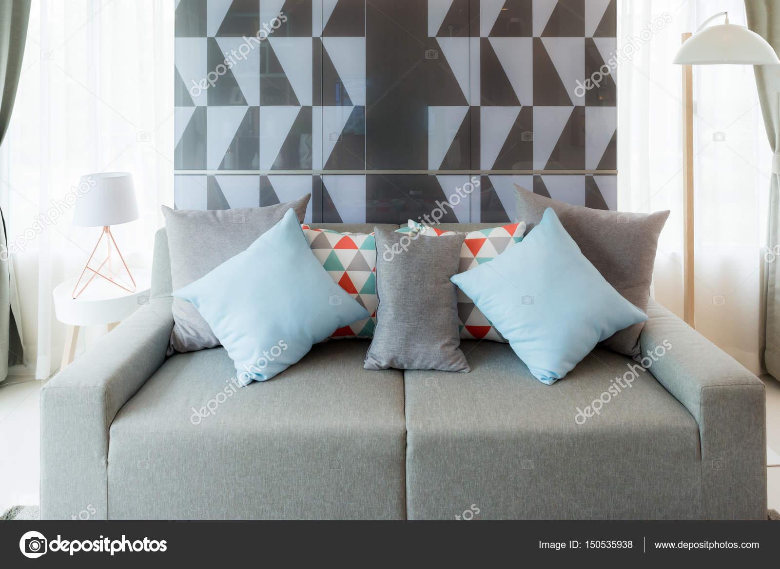 Vintage style möbel wohnzimmer  Klassische Vintage-Stil-Möbel-Satz in einem Wohnzimmer. Innen o ...