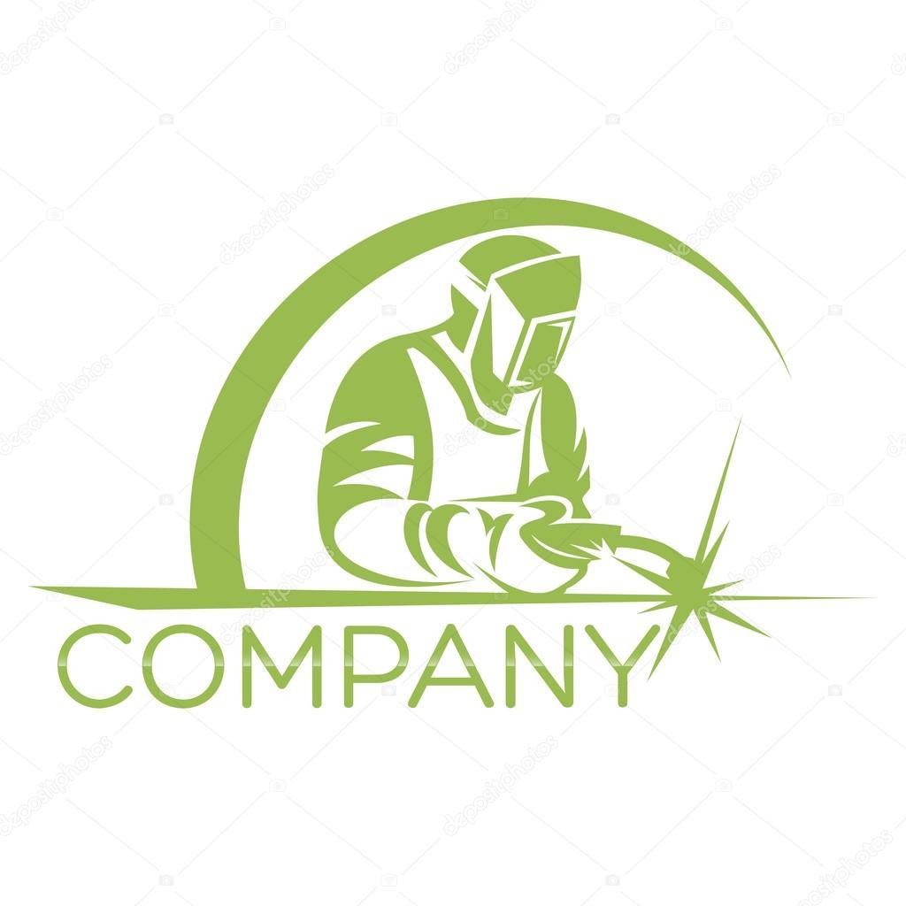 Example Vector Welder Logo Stock Vector C Valentin1982 127070128