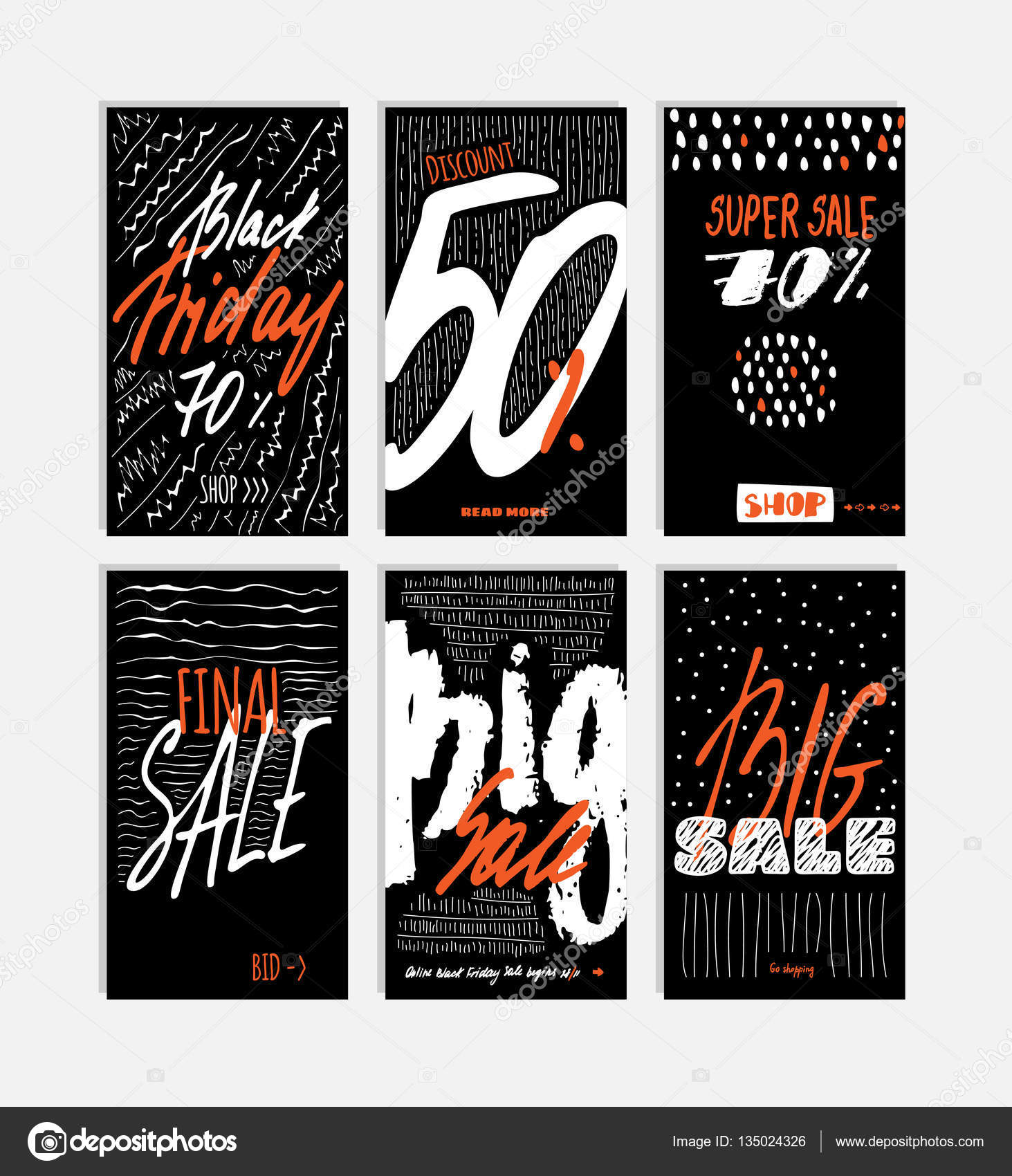 black friday annons