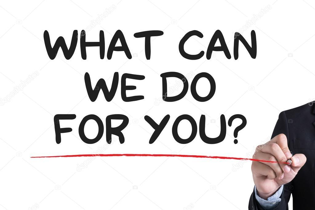 2ab2bcc515 τι μπορούμε να κάνουμε για σας — Φωτογραφία Αρχείου © duiwoy  125920124