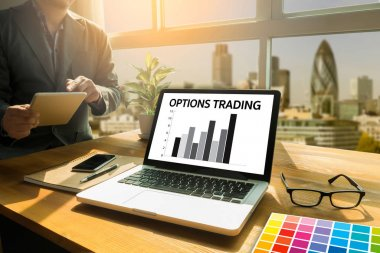 OPTIONS TRADING investment in option trade of trader Business co