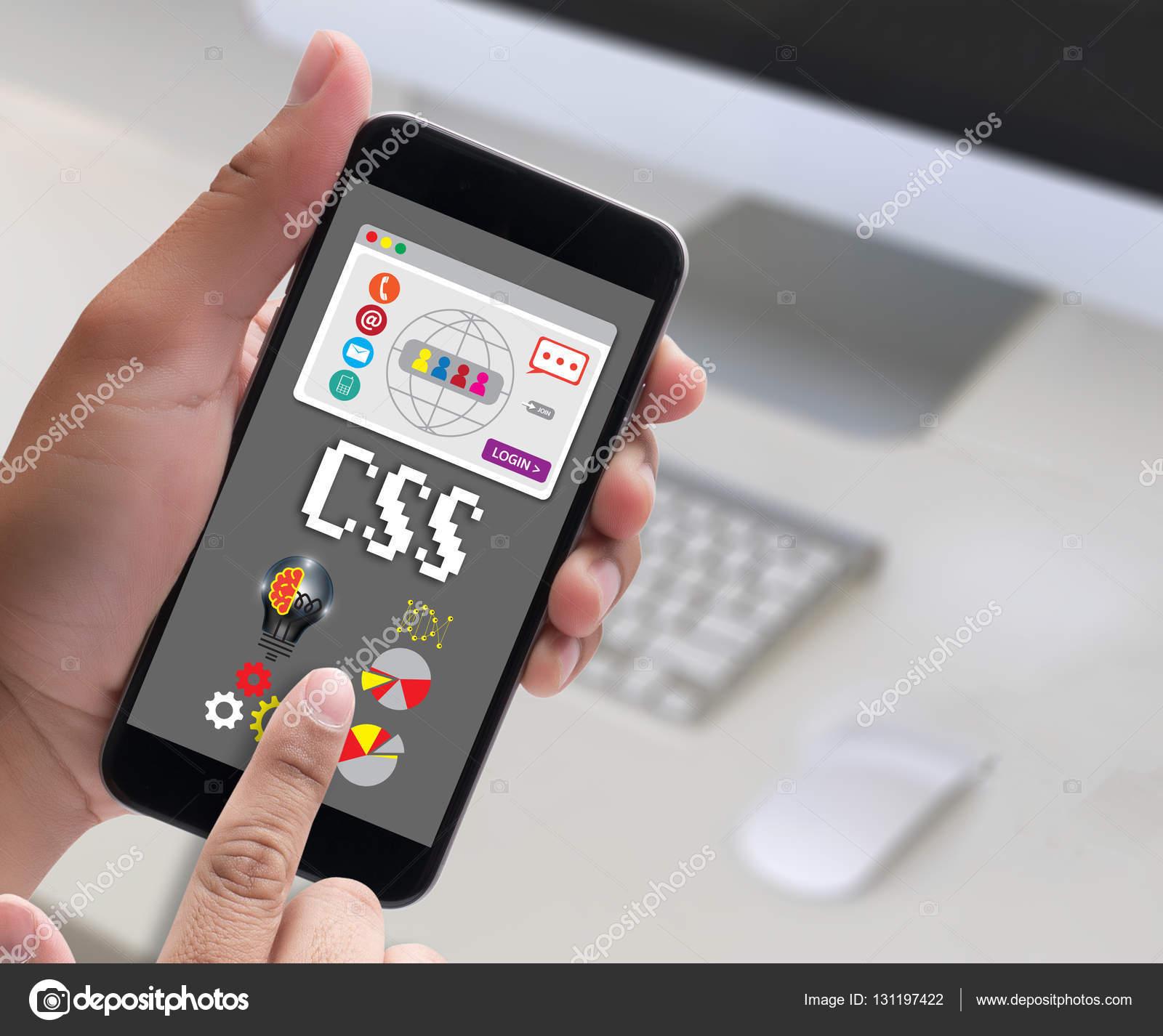 Css CSS Web diseño de Web Online de la tecnología en cascada estilo ...