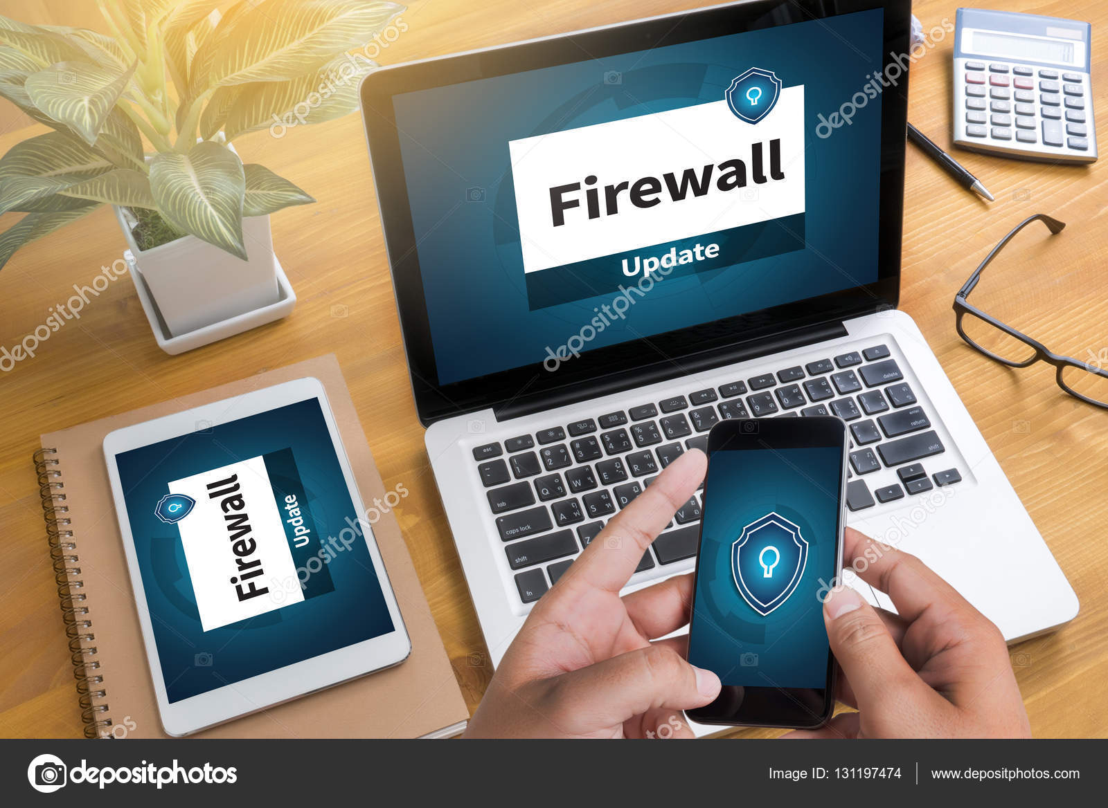 virenschutz und firewall