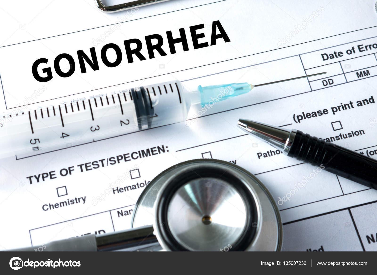 Gonorrhea Behandlung