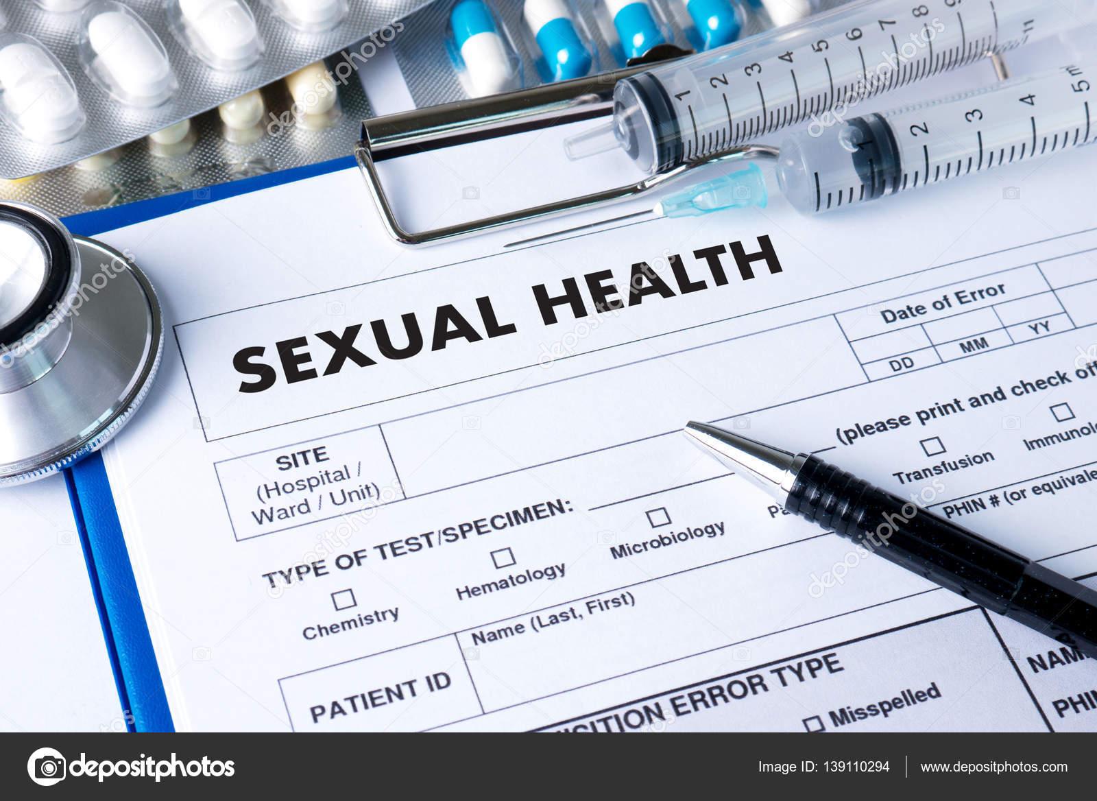 Сексуальрое здоровье