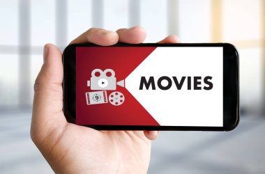 Entertainment Events Digital Media Movie Theater cinema watching