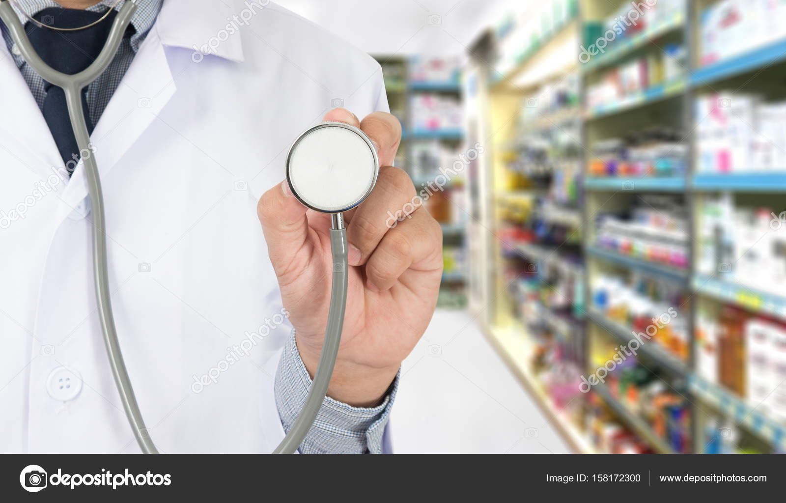 Die Apotheker arbeiten Apotheke Techniker Drogerie ...