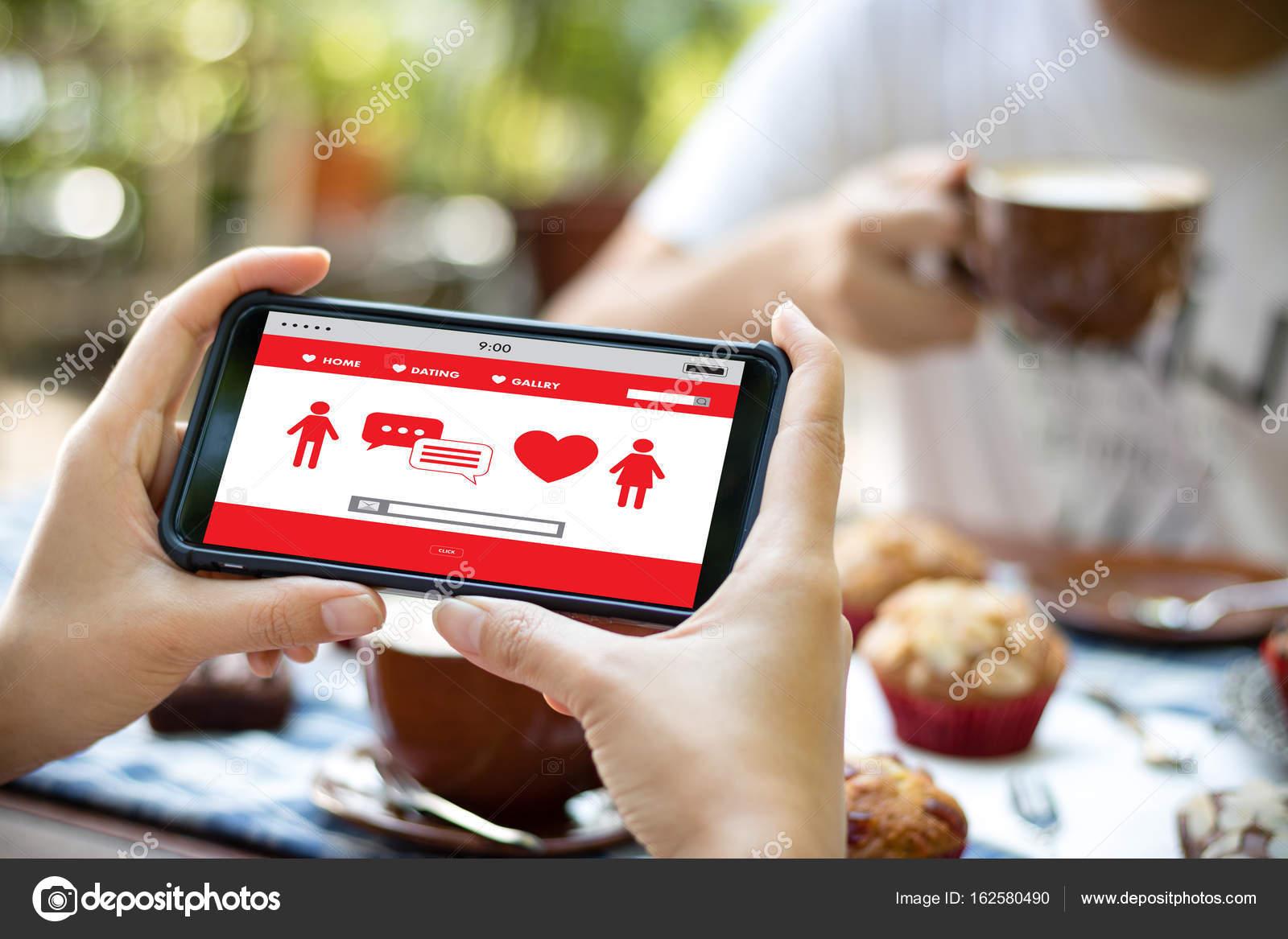 Online-Dating kommerziellen Löffel