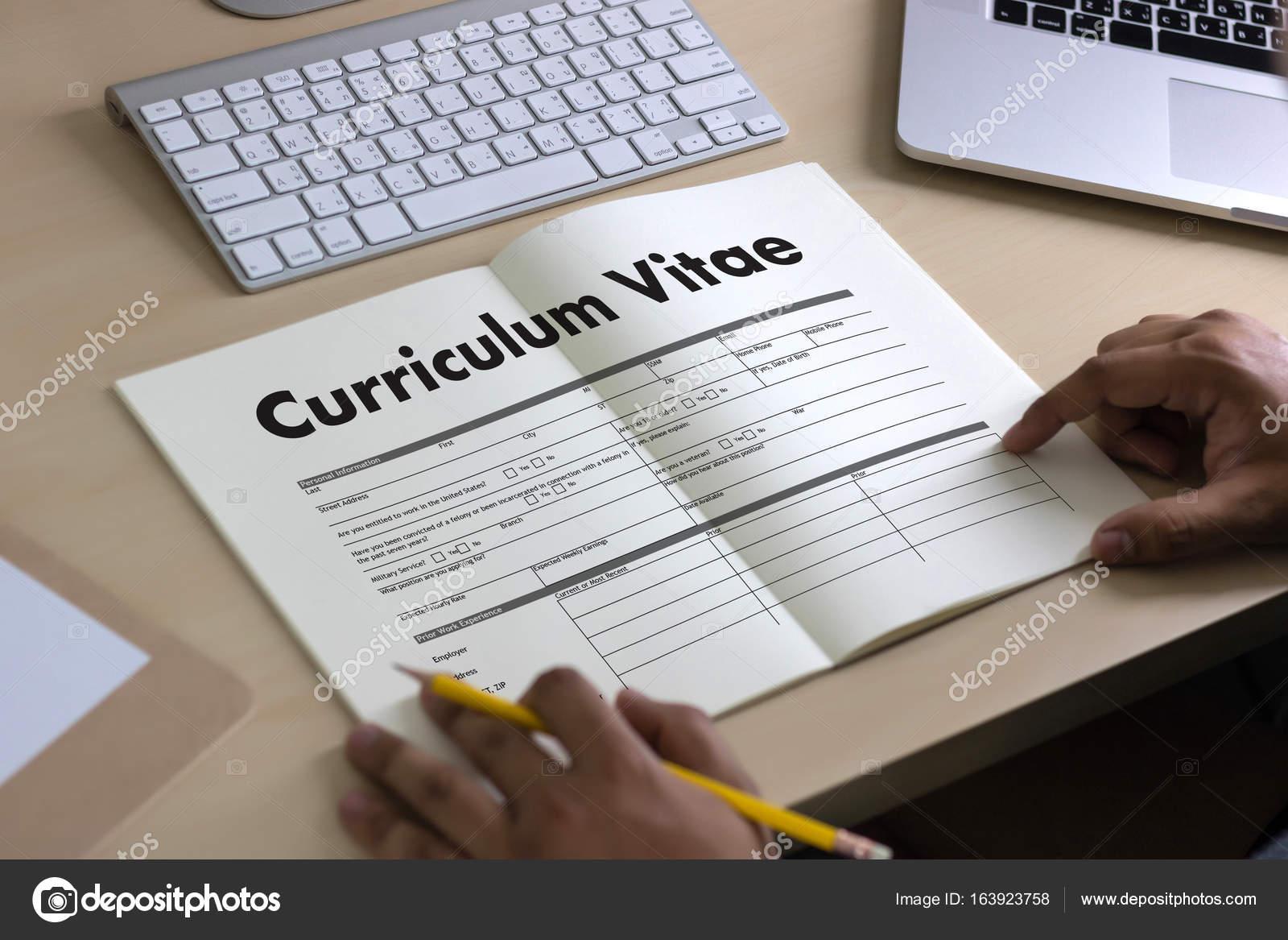 CV - Curriculum Vitae (trabajo entrevista concepto negocio Cv re ...
