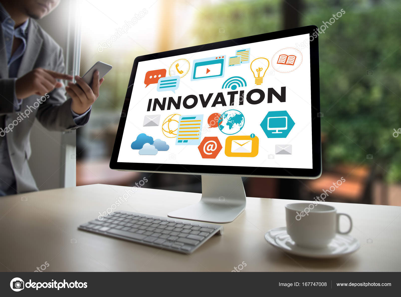 L innovation pense id es cr atives proces inventer for Idee innovation entreprise