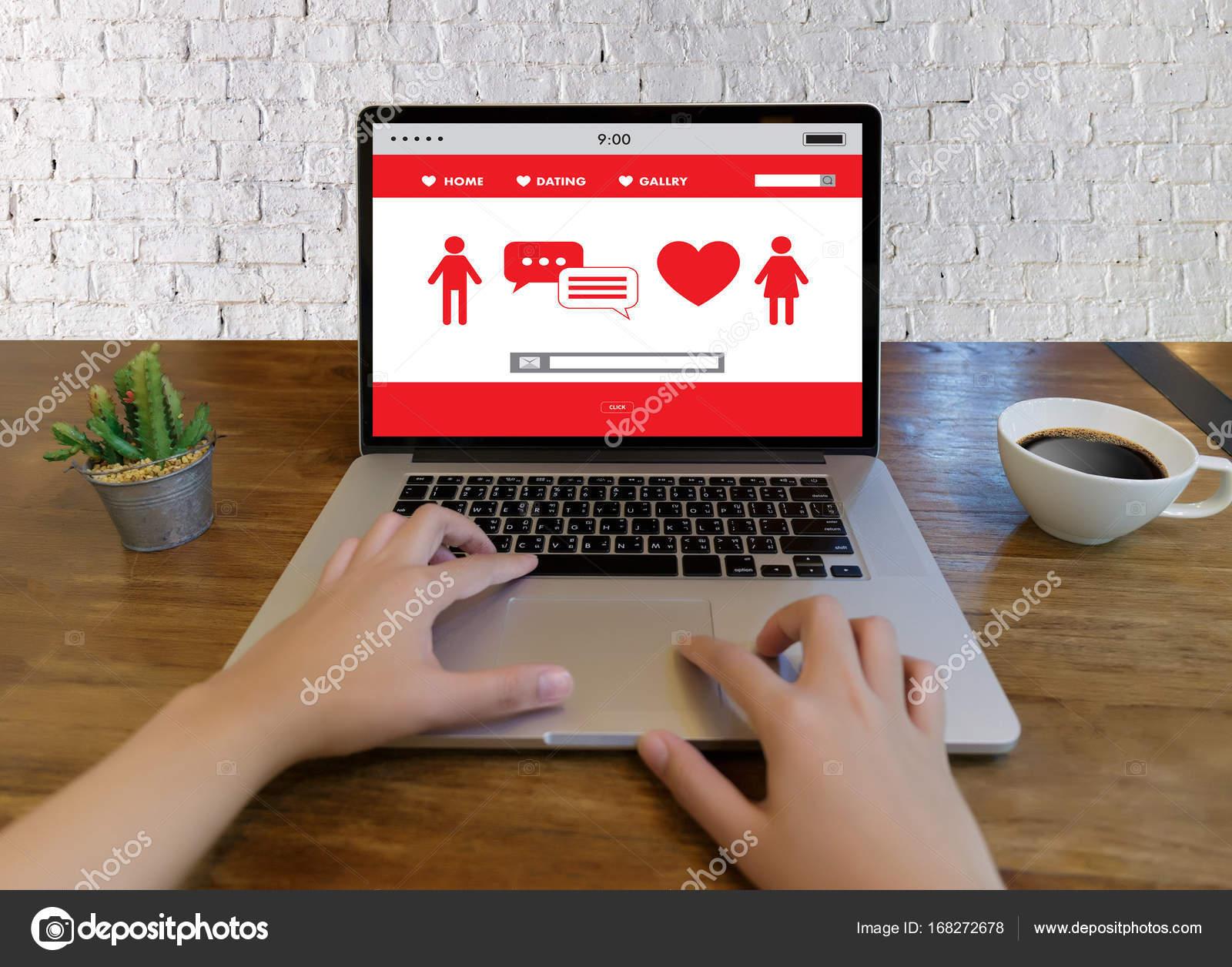 Liebe finden Online-Dating