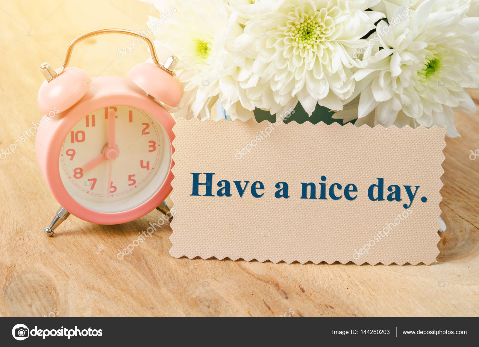 Have a nice day card stock photo gamjai 144260203 have a nice day card stock photo m4hsunfo
