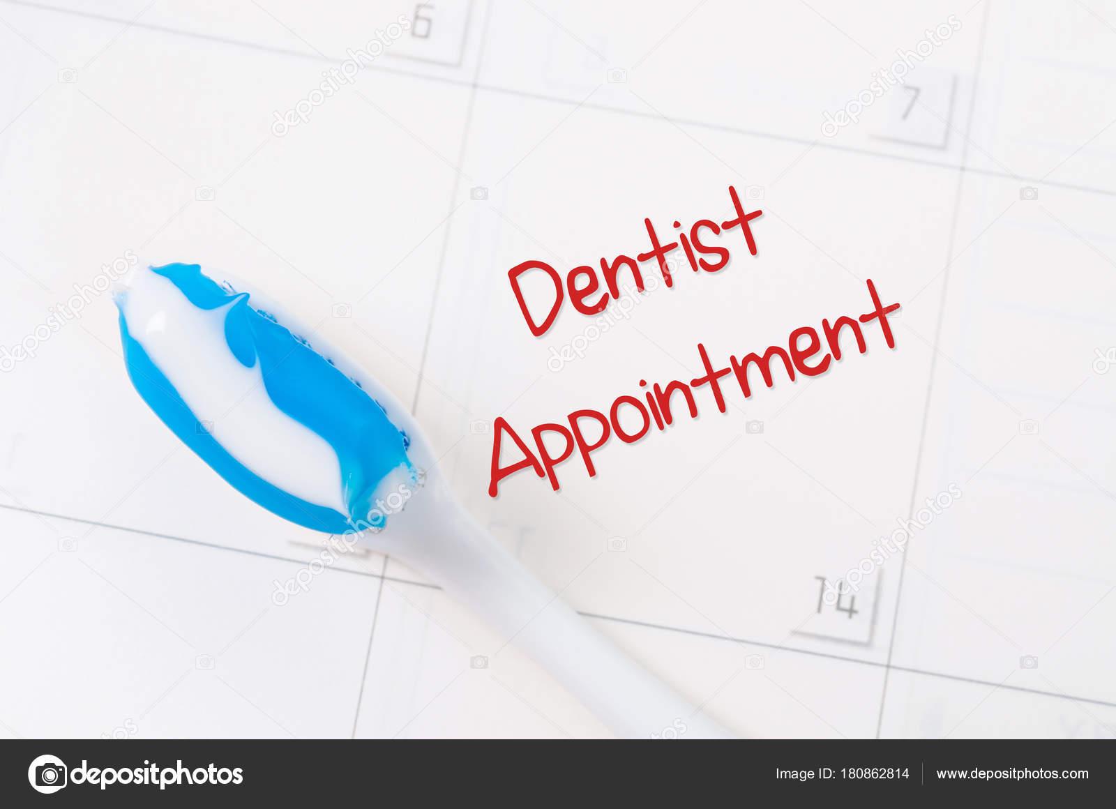 Ραντεβού με τον οδοντίατρό σου