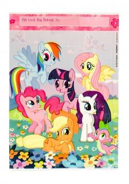 Loot bag of my little pony