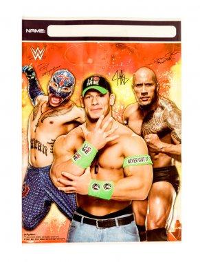 Loot bag of WWE