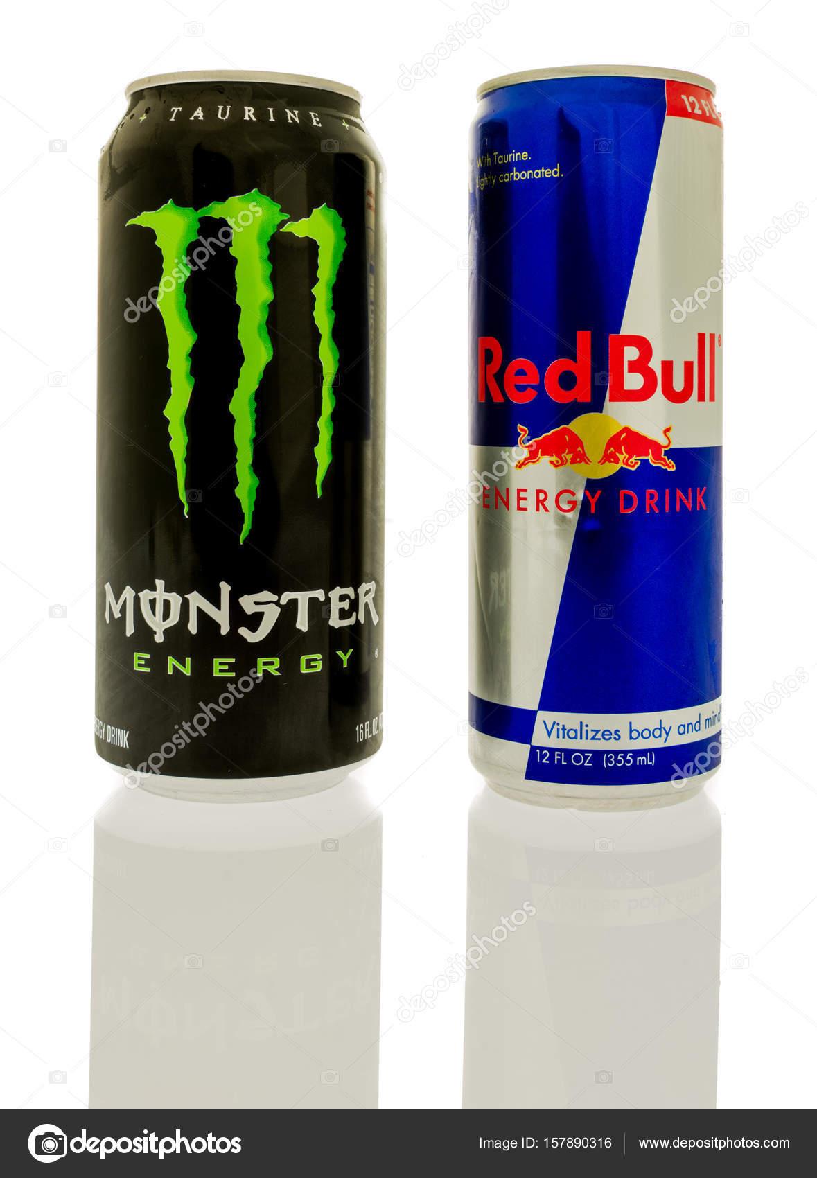 Meistverkaufte Energie Getränk — Redaktionelles Stockfoto © homank76 ...