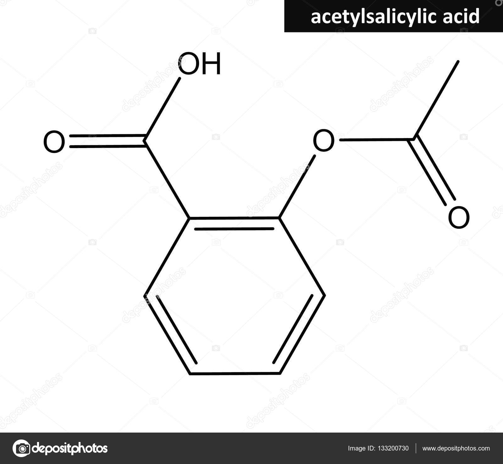 preparation of acetylsalicylic acid 1 Acetylsalicylic acid does not have the bad taste and stomach problems of salicylic acid once acetylsalicylic acid is absorbed from the intestine, it is converted back to salicylic acid it enters the bloodstream where it interferes with the synthesis of prostaglandins and irreversibly binds to an.