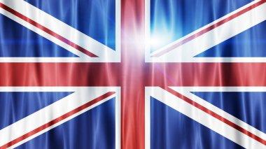 Flags of the United Kingdom. UK Flag Flag background.